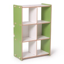 6 Shelf Cubby