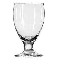 <strong>Libbey</strong> Embassy 10.5 oz. Banquet Goblet (Set of 24)