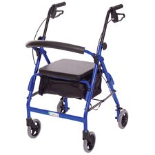 Featherlight™ 4 Wheel Rolling Walker