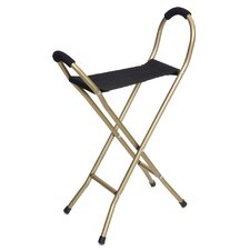 Endurance® 4 Legged Folding Seat Cane