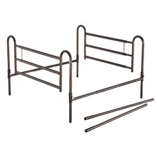 Home Bed Rails with Extender