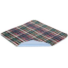 <strong>Essential Medical</strong> Quik Sorb Plaid Underpad