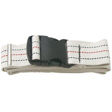 Cotton Gait Belt with Quick Release Buckle