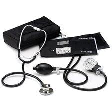 Basic Aneroid Sphygmomanometer with Dual Head Kit