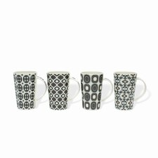Marrakesh 15.5 oz. Mug (Set of 4)