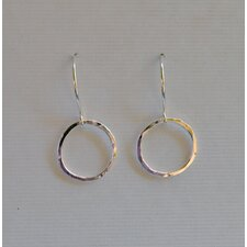 Sterling Silver Fine Silver Ring Earrings