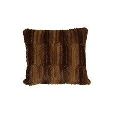 Beaver Brown Pillow