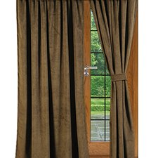 Cabin Bear Drape Set