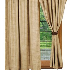 Marquise III Drape Panel Pair and 2 Tiebacks