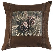 "Jacobs Plaid 16"" x 16"" Pillow"