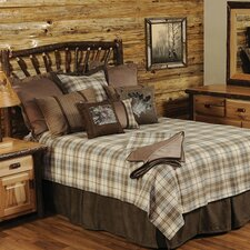 Jacobs Plaid Duvet