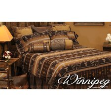 Winnipeg 4 Piece Bedding Set