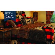 <strong>Wooded River</strong> Woodsman II 7 Piece Bedding Set