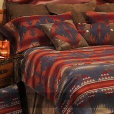 <strong>Wooded River</strong> Socorro 4 Piece Bedding Set