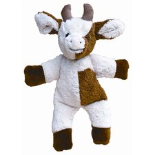 <strong>Challenge & Fun</strong> Kallisto Cow Organic Stuffed Animal