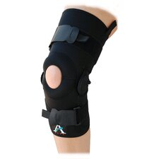 Hinge Pull on Knee Brace