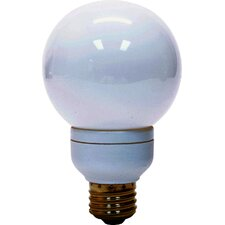 <strong>GE</strong> 11W Energy Smart CFL Globe Light Bulb