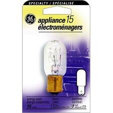 15W 120-Volt Light Bulb