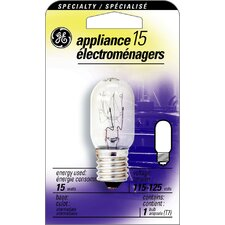 15W 120-Volt Light Bulb
