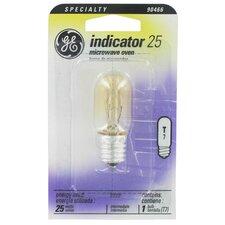 25W 120-Volt Light Bulb
