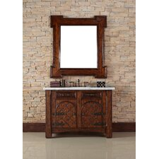 "Marrakesh 48"" Single Vanity Set with Stone Top"