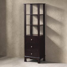 "Classico 20.5"" x 67"" Freestanding Linen Tower"