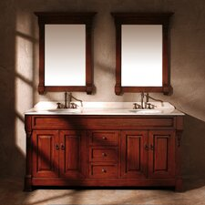 "Brookfield 72"" Double Vanity Set"