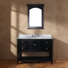 "<strong>James Martin Furniture</strong> Toscano 48"" Single Bathroom Vanity Set"