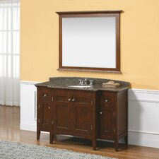 "<strong>James Martin Furniture</strong> Urban 53"" Single Vanity Set"