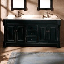 "Brookfield 72"" Double Vanity Base"