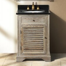 "<strong>James Martin Furniture</strong> Savannah 24"" Single Vanity Base"