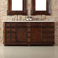 "<strong>James Martin Furniture</strong> Regent 72"" Double Vanity Base"