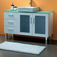 "Contempo 48"" Single Vanity Set"
