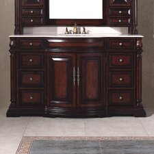 "Classico 62"" Single Vanity Set"