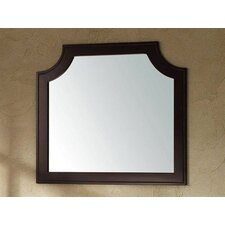 "Nina 39.5"" x 37.5"" Bathroom Mirror"