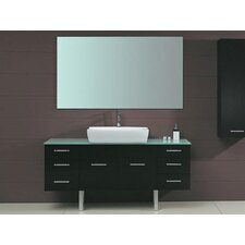 "Ranae 59"" x 31.5"" Bathroom Mirror"