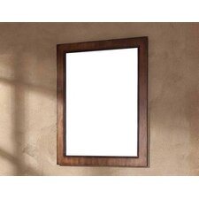 "Loial 30"" x 38.5"" Bathroom Wall Mirror"
