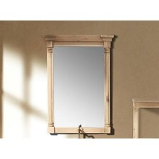 "<strong>James Martin Furniture</strong> Astrid/Genna 43.25"" x 31"" Single Bathroom Mirror"