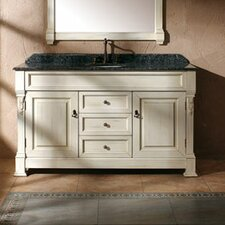 "<strong>James Martin Furniture</strong> Marlisa 60"" Single Bathroom Vanity Set"