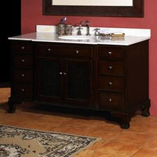 "<strong>James Martin Furniture</strong> Deandra 52.75"" Bathroom Vanity Set"