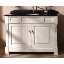 "<strong>James Martin Furniture</strong> Marlisa 48"" Single Bathroom Vanity Set"