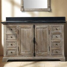 "Genna 55"" Single Bathroom Vanity Base"