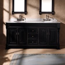 "<strong>James Martin Furniture</strong> Marlisa 72"" Double Bathroom Vanity Base"