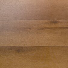 "Floorworks Luxury 6"" x 36"" Vinyl Plank in Smoked Beech"