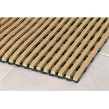 <strong>Mats Inc.</strong> World's Best Barefoot Mat 2' x 10' Safety and Comfort Mat in Buff