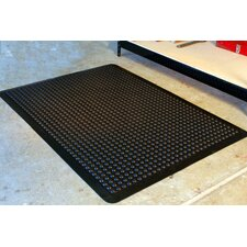 Cloud Nine  2' x 3' Ergonomic Mat in Black
