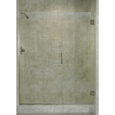 Value-Line Frameless Swing Shower Door