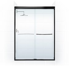 Paragon Frameless Sliding Shower Door 3/8""