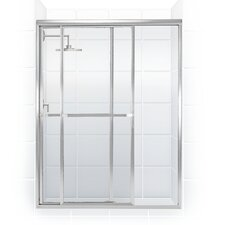 Paragon Framed Sliding Shower Door