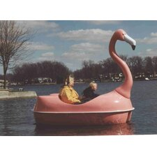<strong>Adventureglass</strong> Flamingo Paddleboat